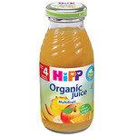 HIPP Био бебешки сок мултивитамин 4м+ 200 мл.
